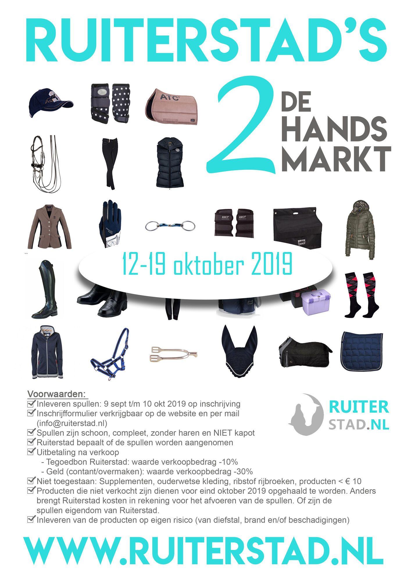 Aanmeldformulier 2dehandsmarkt