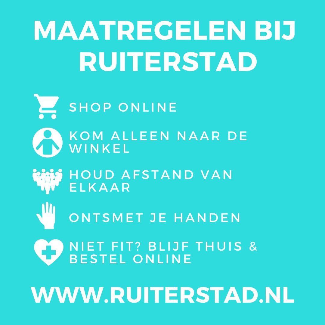 Kom zoveel mogelijk ALLEEN shoppen of shop online
