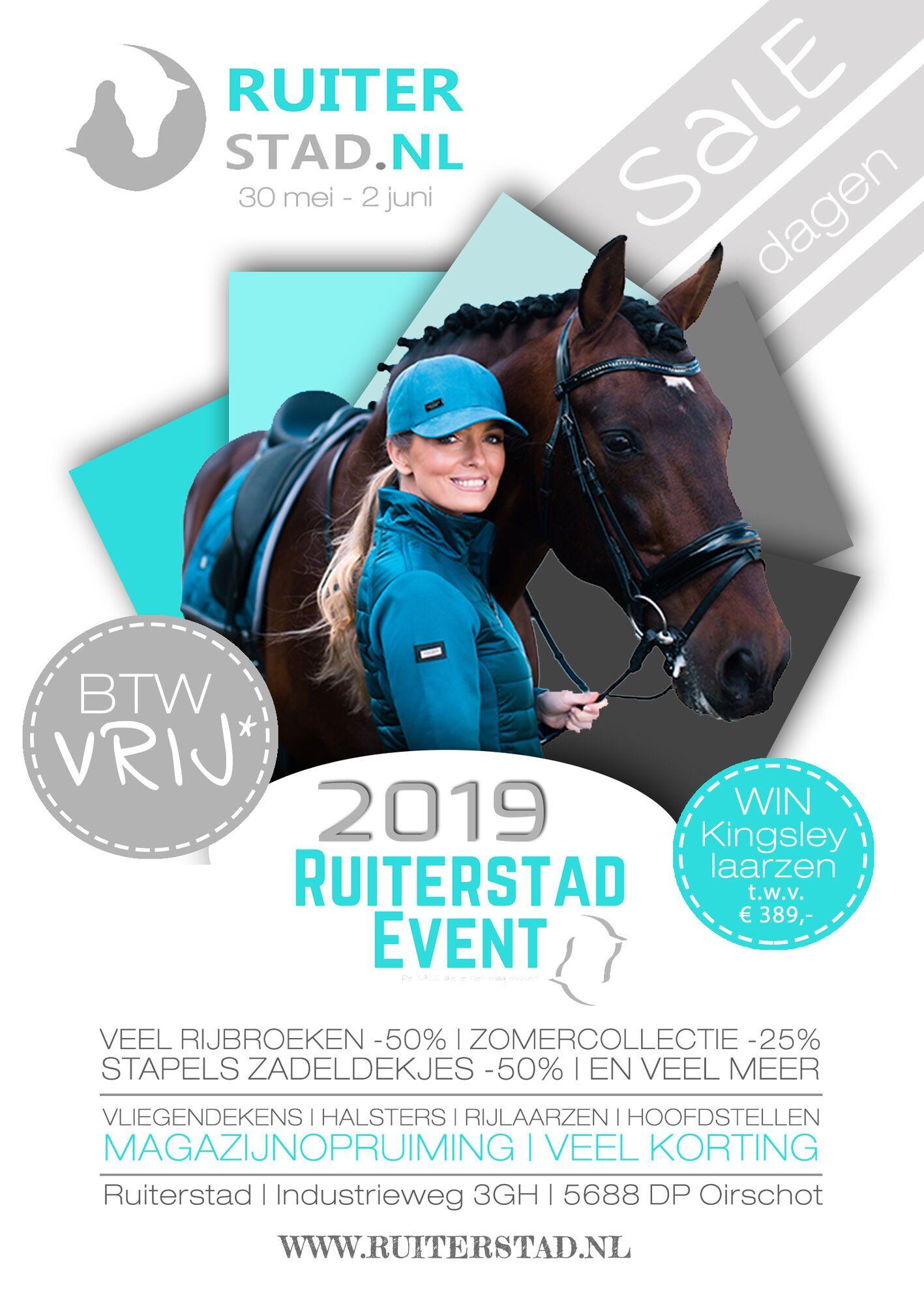 Ruiterstad Event 2019